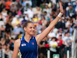 karolina pliskova remporte le tournoi de rome