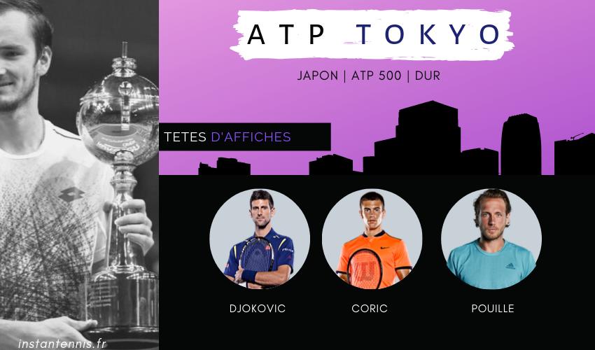 tournoi atp de tokyo