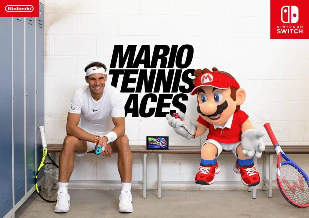 mario tennis nadal